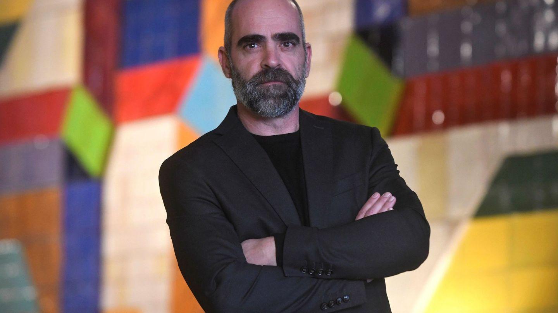 Luis Tosar, en la Muestra de Cine Europeo Ciudad de Segovia. (EFE)