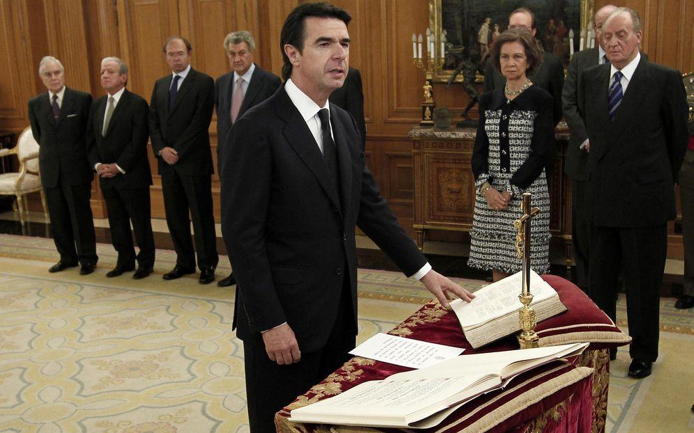 Foto: Una biografía de Soria: su dimisión cierra una carrera política de más de 20 años (Reuters)