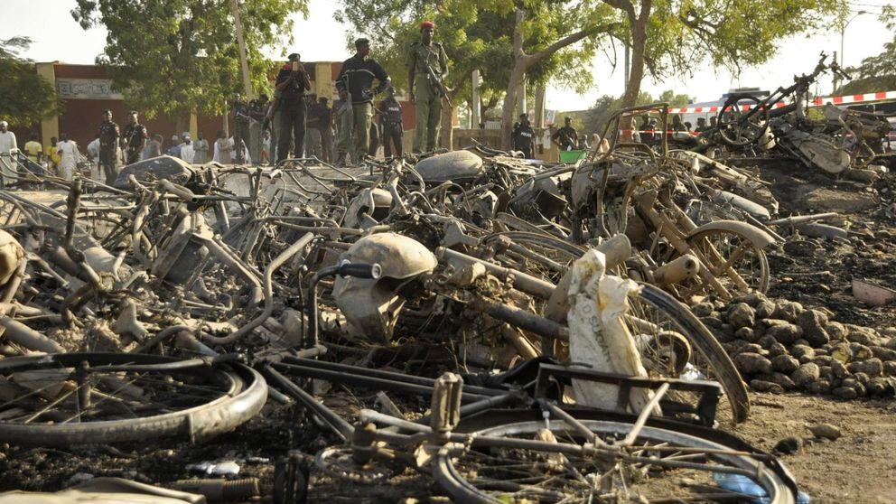 """El """"monstruo"""" que mata con niñas amenaza ya a toda África Central"""