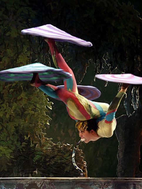 El embrujo de las acrobacias chinas llega a Madrid