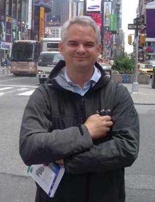 Foto: Alberto Artero (S.McCoy), nuevo director de Cotizalia