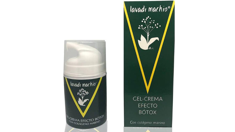 Gel-Crema Efecto Bótox de Lavadi Machío.