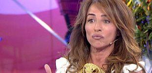 Post de María Patiño, celosa del grupo de Whatsapp de 'Got Talent'