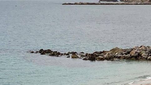 Hallan el cadáver de una mujer en una playa de Ceuta