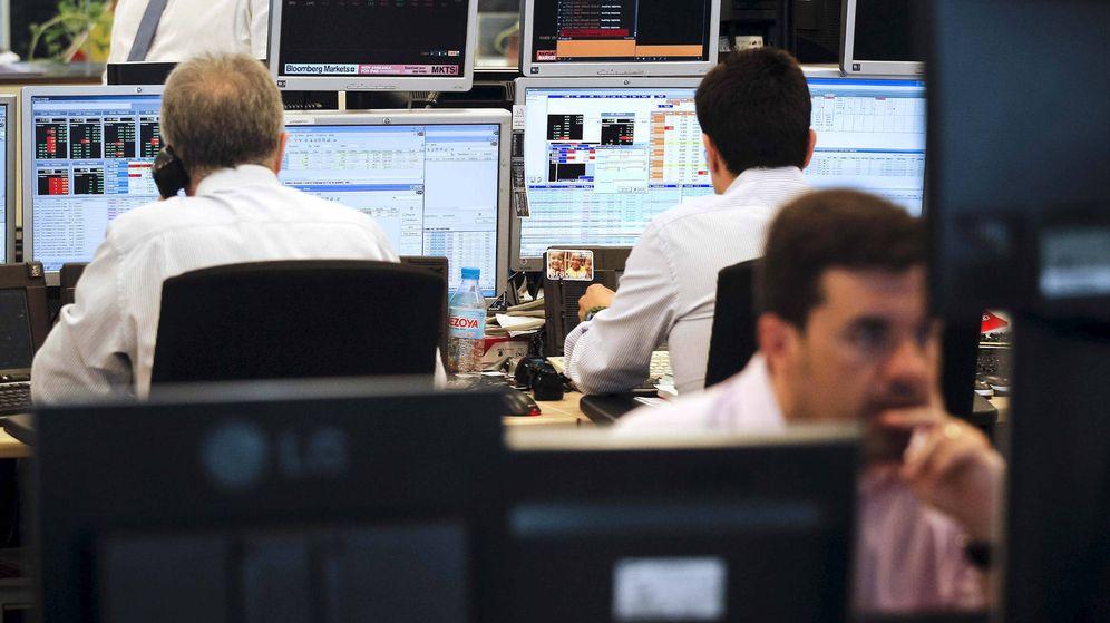 Foto: Mesa de contratación (Fotografía de archivo)