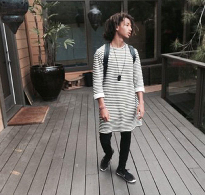 c95d749fe Jade Smith y el raro estilismo que le lanza a la nueva campaña de ...