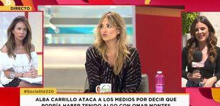 Post de María Patiño saca las garras por sus compañeros que están ¿mal pagados?