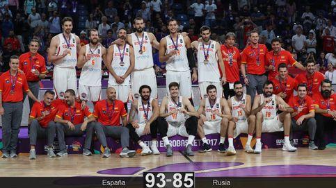 Los Gasol le regalan a España y a Navarro una nueva medalla de bronce