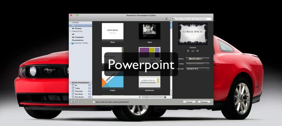 Foto: Prohibido el PowerPoint: atonta a los asistentes y eterniza las reuniones