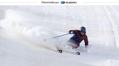 El apreskí más goloso de España: vino y chuletón a 2.000 metros