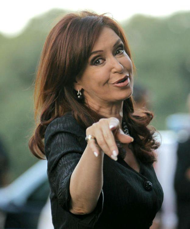 Foto: Cristina Kirchner (Reuters)
