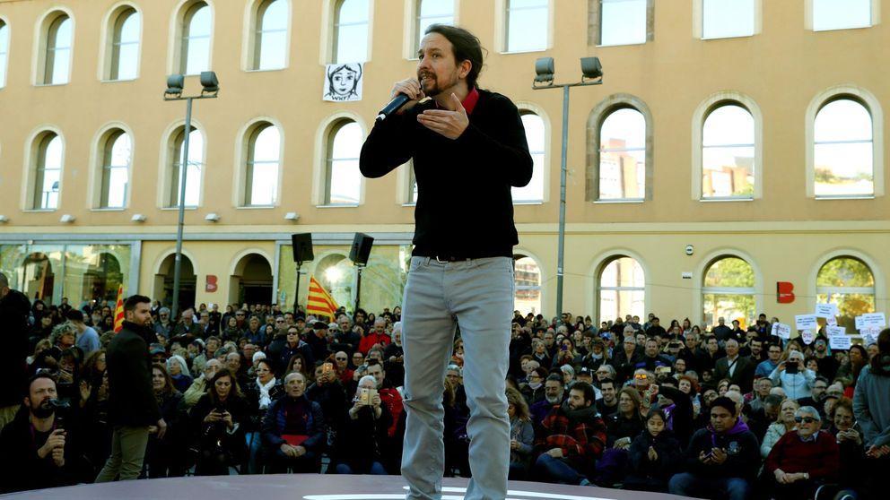 Elecciones generales: Iglesias, receloso por la ambigüedad de PSOE en el pacto con Cs