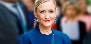 Post de Cristina Cifuentes 'patriotiza' la marca favorita de joyas de la reina Letizia