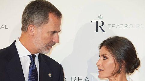 Don Felipe y doña Letizia en el Teatro Real: él pidió cerveza, ella dos imperdibles
