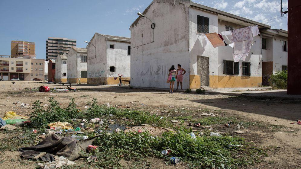 Foto: La Línea de la Concepción es uno de los municipios más deprimidos de España. (D.B.)