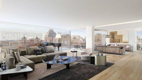 Vivir de alquiler en la promoción más lujosa de Madrid ya es posible: 12.000€/mes