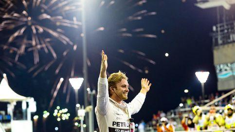 Rosberg lo borda, y Alonso tiene una carrera acorde a su año