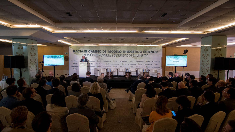 El evento contó con grandes personalidades del mundo político y empresarial.