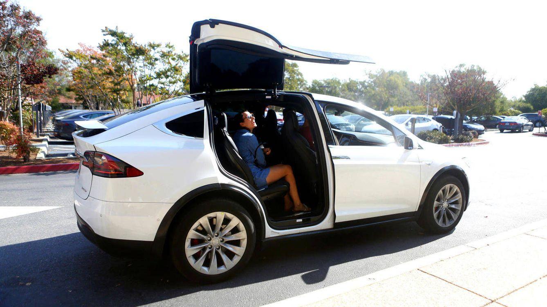 Foto: El Model X de Tesla (Foto: Reuters)