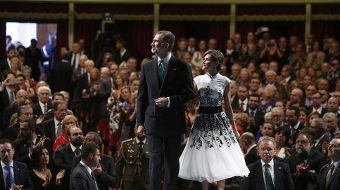 La ley se aplica: apoyo de la UE a España y al Rey en los Princesa de Asturias