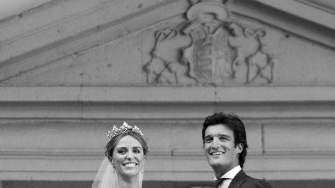 Laura Vecino se pone romántica: imágenes inéditas de su boda en su décimo aniversario