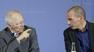 Gentilezas griegas y el problema alemán