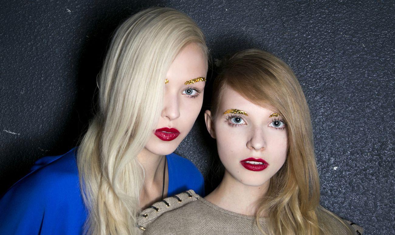 Foto: El labio rojo impone sus propias normas