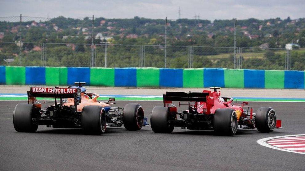 McLaren, la 'mano lenta' de la Fórmula 1 que puede costarle caro a Carlos Sainz y Norris