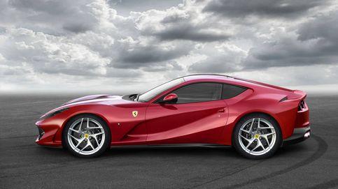 Ferrari lanza el espectacular 812 Superfast en España por 345.000 euros