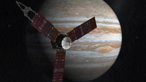 La sonda espacial Juno llega a la órbita de Júpiter para descifrar sus enigmas