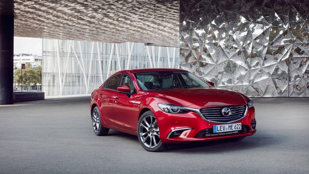 Nuevo Mazda6 desde 23.478 euros con descuentos