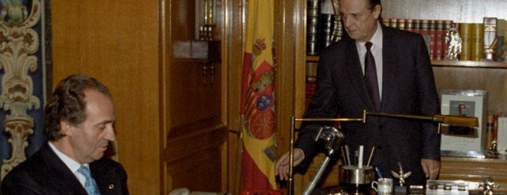 Foto: Sabino Fernández Campo, ex jefe de la Casa del Rey, fallece en Madrid a los 91 años