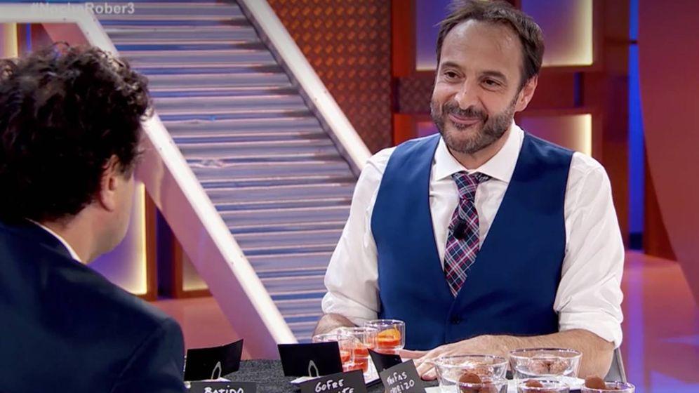 Foto: Roberto Vilar en 'La noche de Rober' (Antena 3)