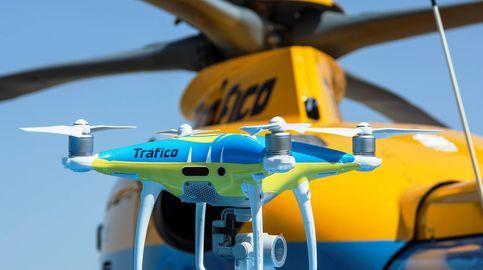 Así son los nuevos drones de la DGT: cómo funcionan y cómo te 'multan'