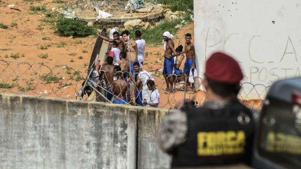 Cárceles de Brasil: un monstruo fuera de control donde mandan los presos