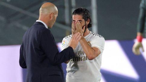 Isco, un talento conformista que desperdició la protección de Zidane