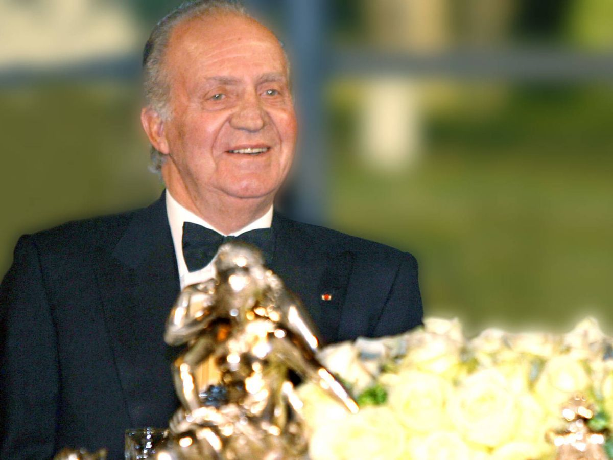 Foto: El rey Juan Carlos. (Reuters)