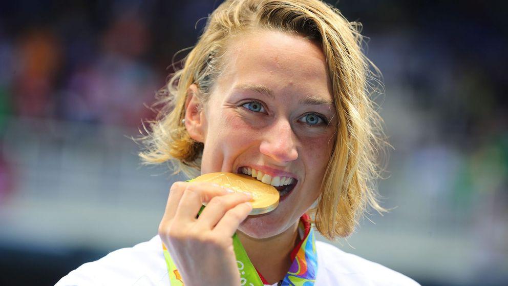 Mireia Belmonte, opción de medalla española en natación en los Juegos