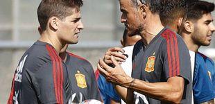 Post de La crisis de la Selección española: el líder Luis Enrique y el okupa Robert Moreno