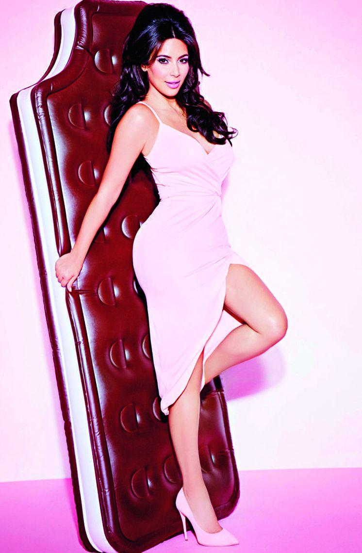La Biblia de Kim Kardashian: su neceser, su armario, su rutina ...