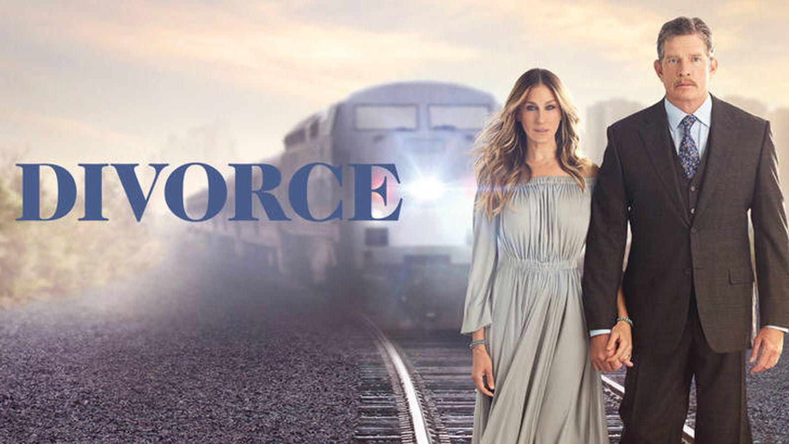 Foto: Cartel promocional de 'Divorce' (HBO)