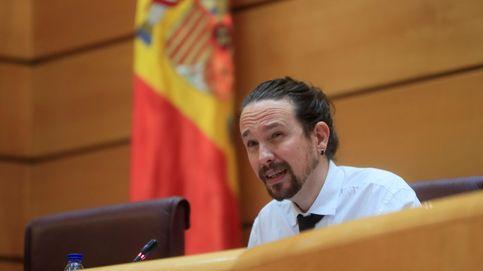 Iglesias suspende su viaje a Bruselas tras comunicar Sassoli un positivo en su equipo