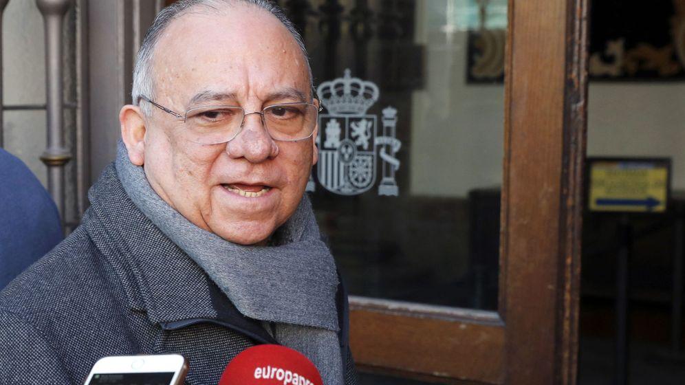 Foto: El embajador de Venezuela en España, Mario Isea. (EFE)