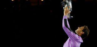 Post de El mundo del deporte alucina con Nadal: las felicitaciones por su nuevo Grand Slam