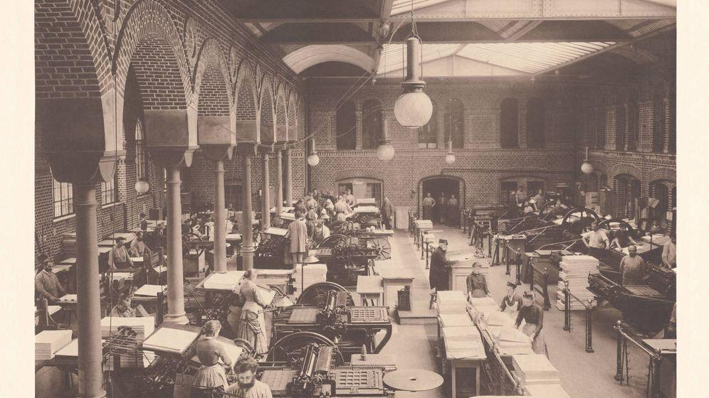 Foto: Berlín en 1885. (iStock)