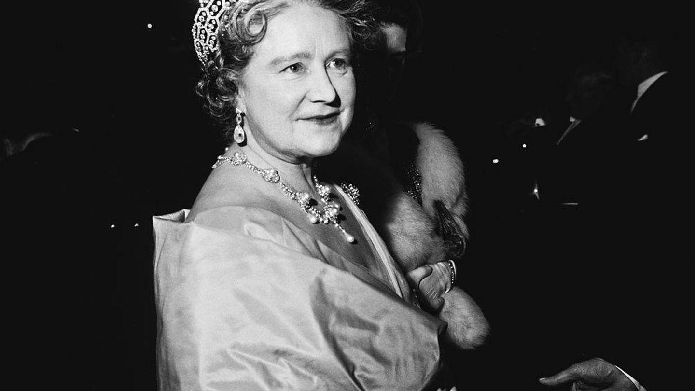 La Reina Madre en 1964. (Getty)