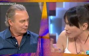 La discusión entre Bertín Osborne y Beatriz Montañez a cuenta de Pablo Iglesias