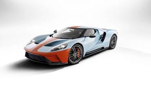 Ford GT 40, cuatro victorias consecutivas en Le Mans