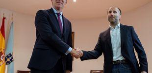 Post de De azote del PP a entusiasta votante: el alcalde de Ourense anuncia su apoyo a Feijóo