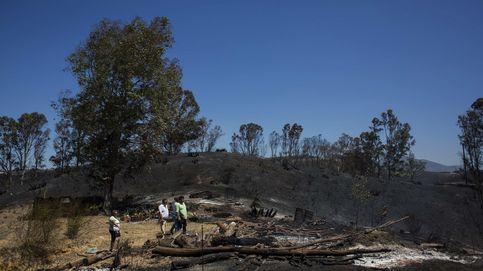 Un hombre que ayudaba a apagar incendios, detenido por provocar ocho fuegos